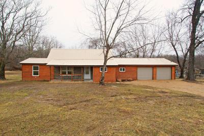 Marshfield Single Family Home For Sale: 3722 Tracks Road