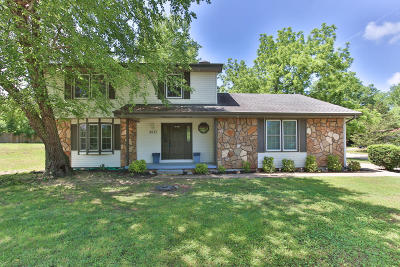 Springfield Single Family Home For Sale: 4915 South Farm Rd 137