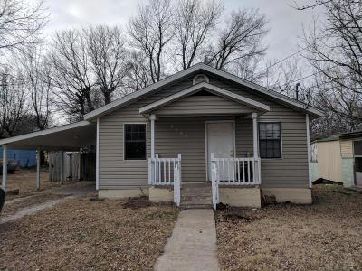Springfield Single Family Home For Sale: 2107 North Washington Avenue