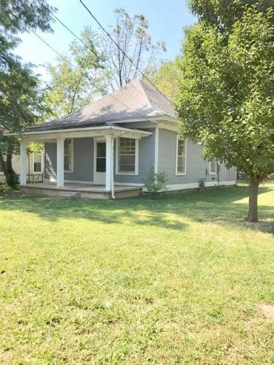Springfield Single Family Home For Sale: 2318 West Atlantic Street