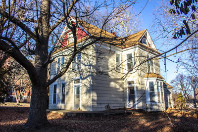 Monett Single Family Home For Sale: 311 7th Street