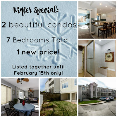 Branson Condo/Townhouse For Sale: 120 North Oxford Drive #2 &