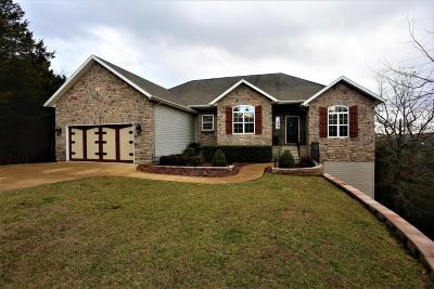 Branson Single Family Home For Sale: 184 Spring Court