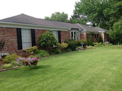 Joplin Single Family Home For Sale: 1015 West Kensington Road