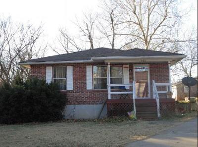 Joplin Single Family Home For Sale: 206 East 43rd Street