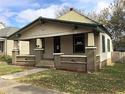 Monett Single Family Home For Sale: 307 3rd Street