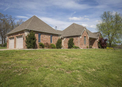 Monett Single Family Home For Sale: 5442 Farm Rd 1040