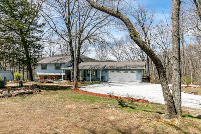 Single Family Home For Sale: 897 Turkey Tree Road
