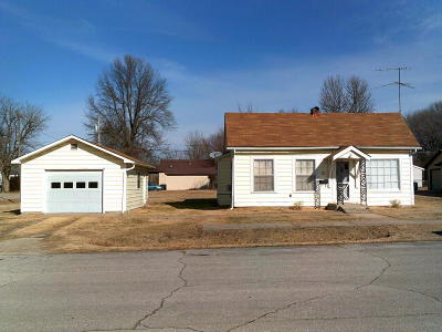 Aurora Single Family Home For Sale: 15 West Lee Street