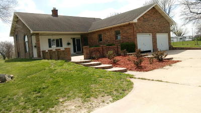 Bolivar Single Family Home For Sale: 4545 South 132nd Road