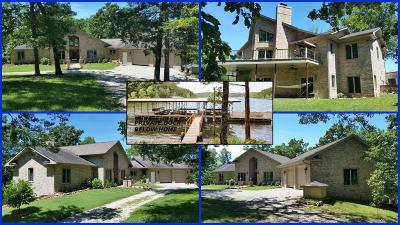Shell Knob MO Single Family Home For Sale: $774,900