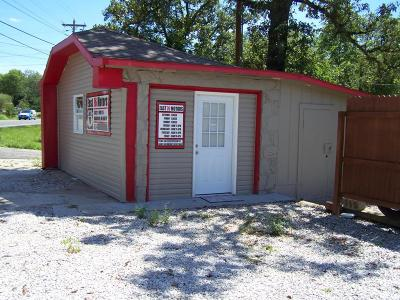 Branson Commercial For Sale: 3032 East State Highway 76