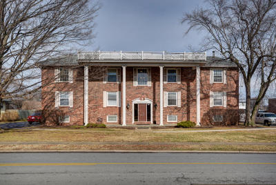 Springfield Multi Family Home For Sale: 507 West Westview Street
