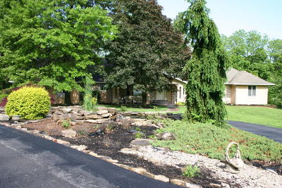Springfield Single Family Home For Sale: 4727 South Farm Road 145