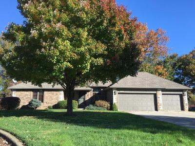 Springfield Single Family Home For Sale: 2516 South Chapel Drive