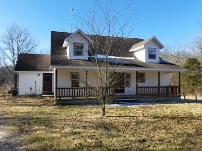 Fordland Single Family Home For Sale: 325 Choctaw Road