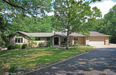 Single Family Home For Sale: 3208 Pioneer Point Road