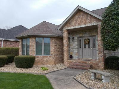 Nixa Single Family Home For Sale: 4231 Greenbriar Drive