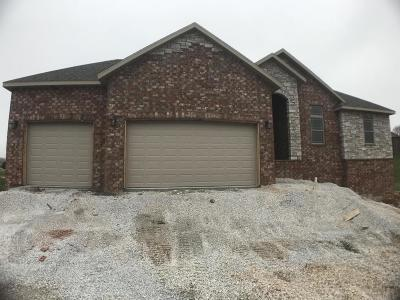 Ozark MO Single Family Home For Sale: $319,900