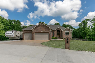 Strafford Single Family Home For Sale: 36 Highland Court
