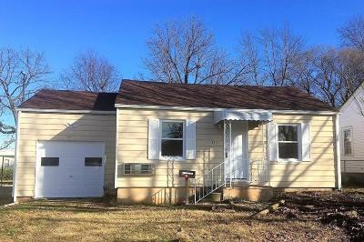 Springfield MO Single Family Home For Sale: $79,995