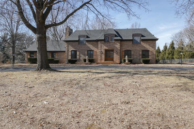 Springfield Single Family Home For Sale: 2325 South Inglewood Road