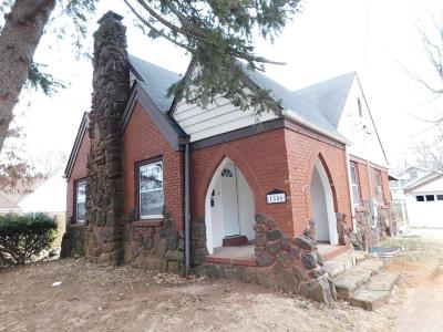 Springfield Single Family Home For Sale: 1846 South Fort Avenue