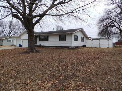 Joplin Single Family Home For Sale: 3317 South Finley