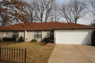 Springfield Single Family Home For Sale: 1010 South Elder Avenue