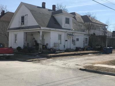 Joplin Single Family Home For Sale: 214 East 8th Street