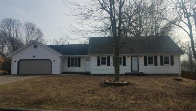 Aurora Single Family Home For Sale: 1689 Porter Avenue