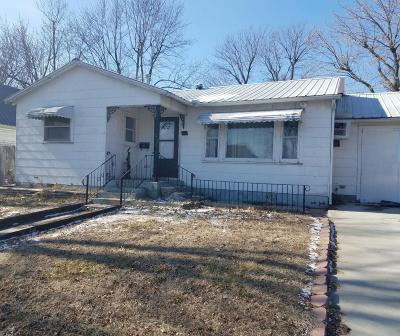 Monett Single Family Home For Sale: 616 9th Street