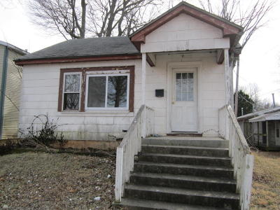 Springfield Single Family Home For Sale: 434 West Normal Street