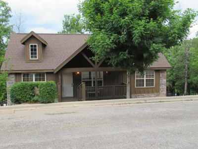 Branson West MO Single Family Home For Sale: $210,000