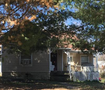 El Dorado Springs Single Family Home For Sale: 215 West Hickory Street