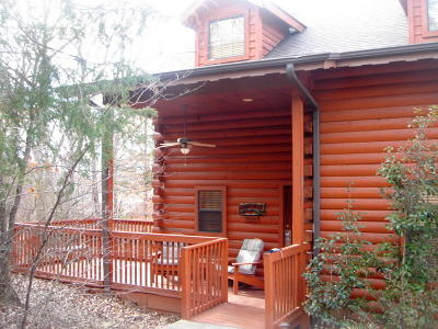 The Cabins At Grand Mountain Condo/Townhouse For Sale: 247 Oakridge Road #1