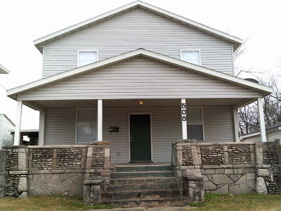 Springfield MO Single Family Home For Sale: $105,000