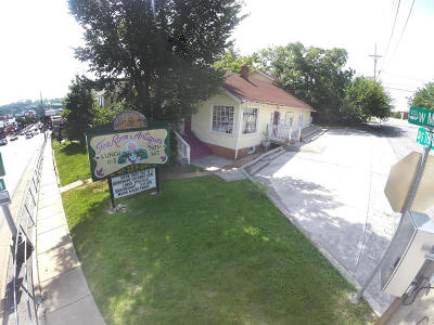 Branson Commercial For Sale: 224 West Main Street