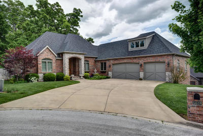 Springfield Single Family Home For Sale: 5638 South Moonshine Court