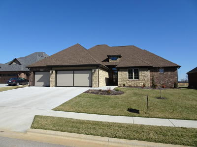 Nixa Single Family Home For Sale: 1384 North Kempton Court