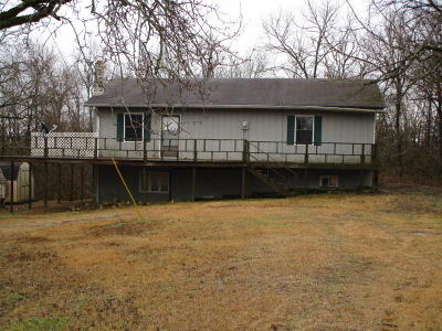 Kirbyville Single Family Home For Sale: 257 Clayton Road