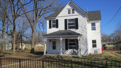 Billings Single Family Home For Sale: 119 South Logan Street