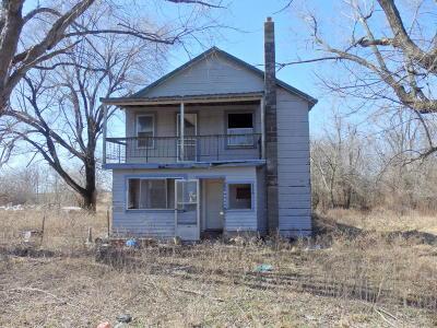 Urbana Single Family Home For Sale: 21402 65 Highway