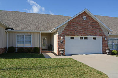Nixa Condo/Townhouse For Sale: 1368 North Sandy Creek Circle #2