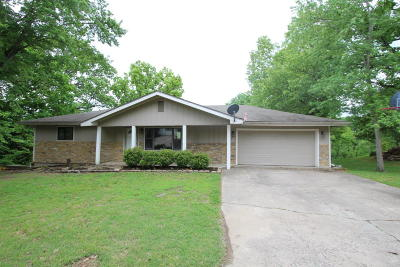 Branson MO Single Family Home For Sale: $159,900