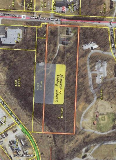 Residential Lots & Land For Sale: 5230 South Main Street