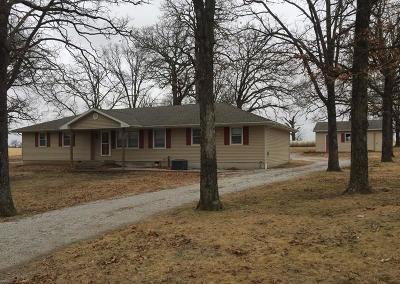 El Dorado Springs MO Single Family Home For Sale: $159,000
