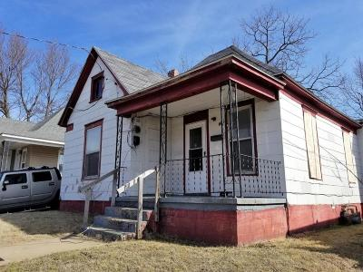 Springfield Single Family Home For Sale: 1524 North National Avenue