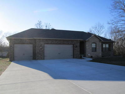 Branson Single Family Home For Sale: 111 North Ridge Place
