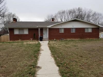 Monett Single Family Home For Sale: 1108 13th Street